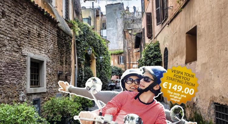 Scegli il servizio di noleggio biciclette a Roma