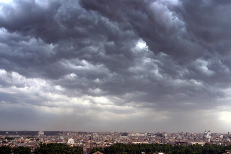 Il meteo e le previsioni del tempo