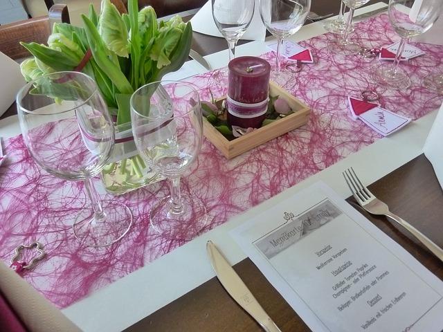Come organizzare un menù vegetariano per il matrimonio: consigli