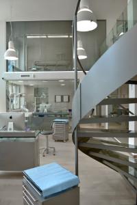 studio dentistico arredo