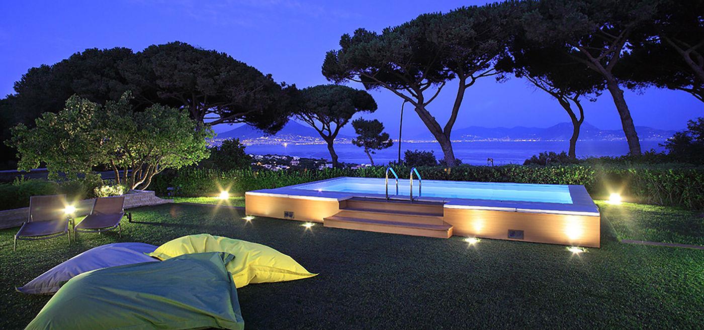 Ti piacerebbe avere una piscina in casa? Da oggi puoi con le piscine fuori terra