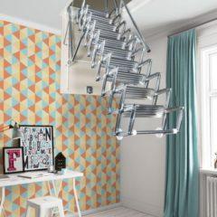 Le soluzioni migliori per una scala di uso domestico anche per chi ha poco spazio