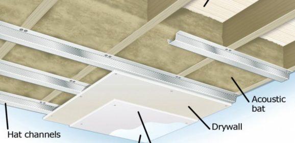 Insonorizzare il soffitto per eliminare i rumori con Sorgedil
