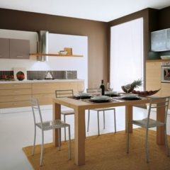 Arredare la cucina in stile moderno italiano