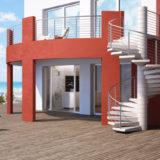 Cinque esempi di scale esterne che abbinano stile e comodità