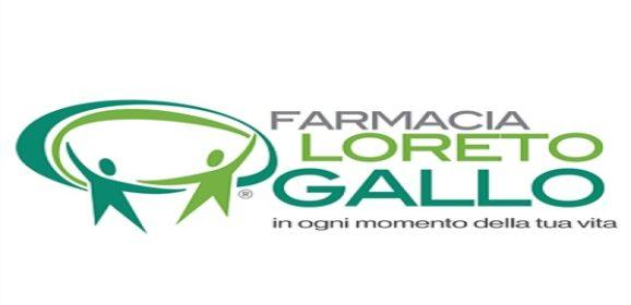 Farmacia Loreto Gallo a portata di click
