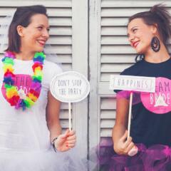 Maglietta addio al nubilato: come scegliere le frasi migliori