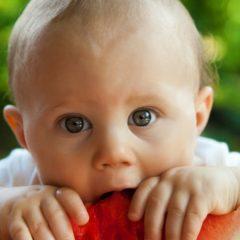 Quando introdurre cibo solido nell'alimentazione di un neonato
