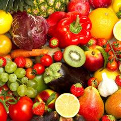 Mangiare bene per stare in salute