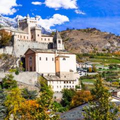 Tre luoghi da visitare in Val D'Aosta