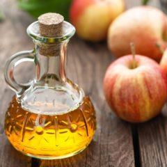 Benefici dell'aceto di mela e i suoi utilizzi