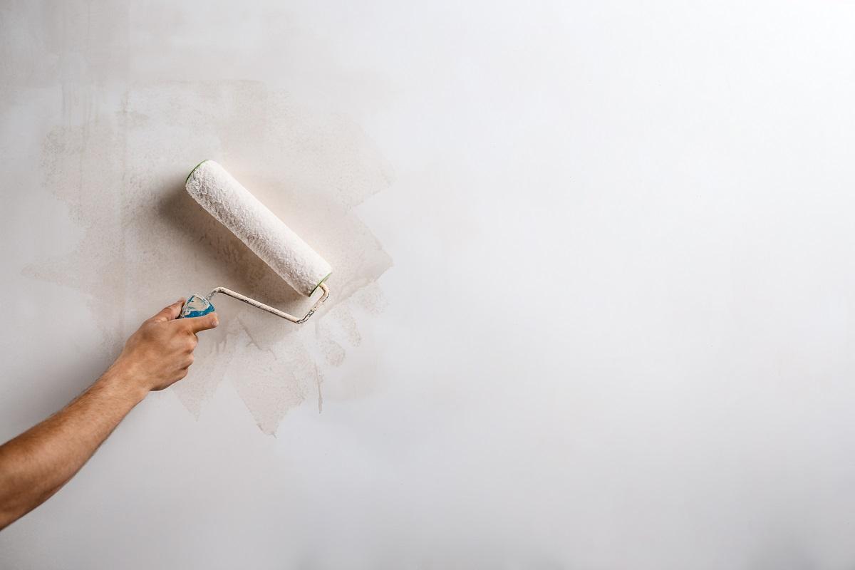 Dipingere le pareti di casa fai da te: è possibile?